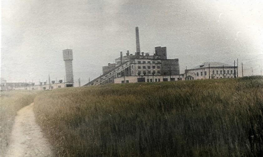 Стоянівський торфобрикетний завод